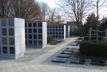 Aménagement de cimetières