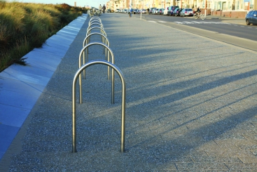 Éléments pour stationnement de vélos