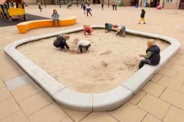 Éléments pour bacs à sable