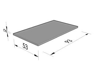 plaque de couverture cellule quadrangulaire 47 cellules quadrangulaires 47 columbaria. Black Bedroom Furniture Sets. Home Design Ideas