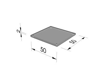 plaque de couverture 50x50 cavurnes mod le 50 cavurnes am nagement de cimeti res pierre. Black Bedroom Furniture Sets. Home Design Ideas