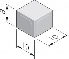 Naturale 10x10