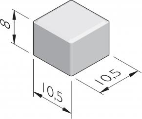 Naturale 10,5x10,5