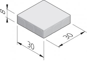 Naturale 30x30