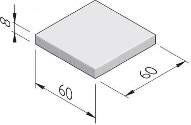 Naturale 60x60