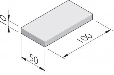 Naturale 100x50