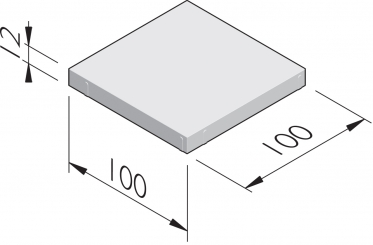 Naturale 100x100