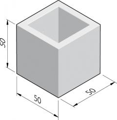 Cubico 50x50