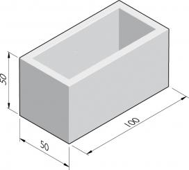Cubico 100x50