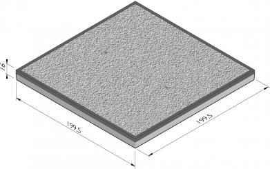Dalle de plancher constructive avec cornière