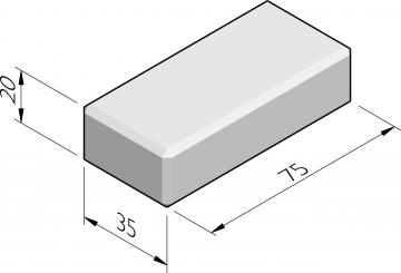 Blocs d'empilage 35x20