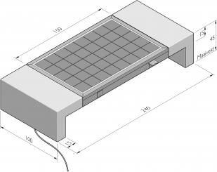 Mobilier urbain Solar