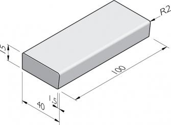 30x15 Type IC1 Retroflex