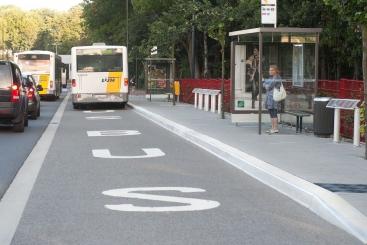 Arrêts de bus accessibles